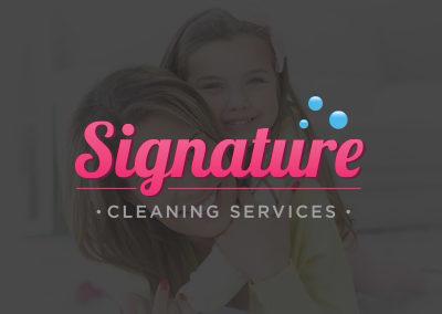 Signature Cleaning